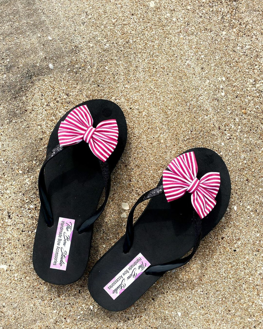 Butterfly Bow Flats