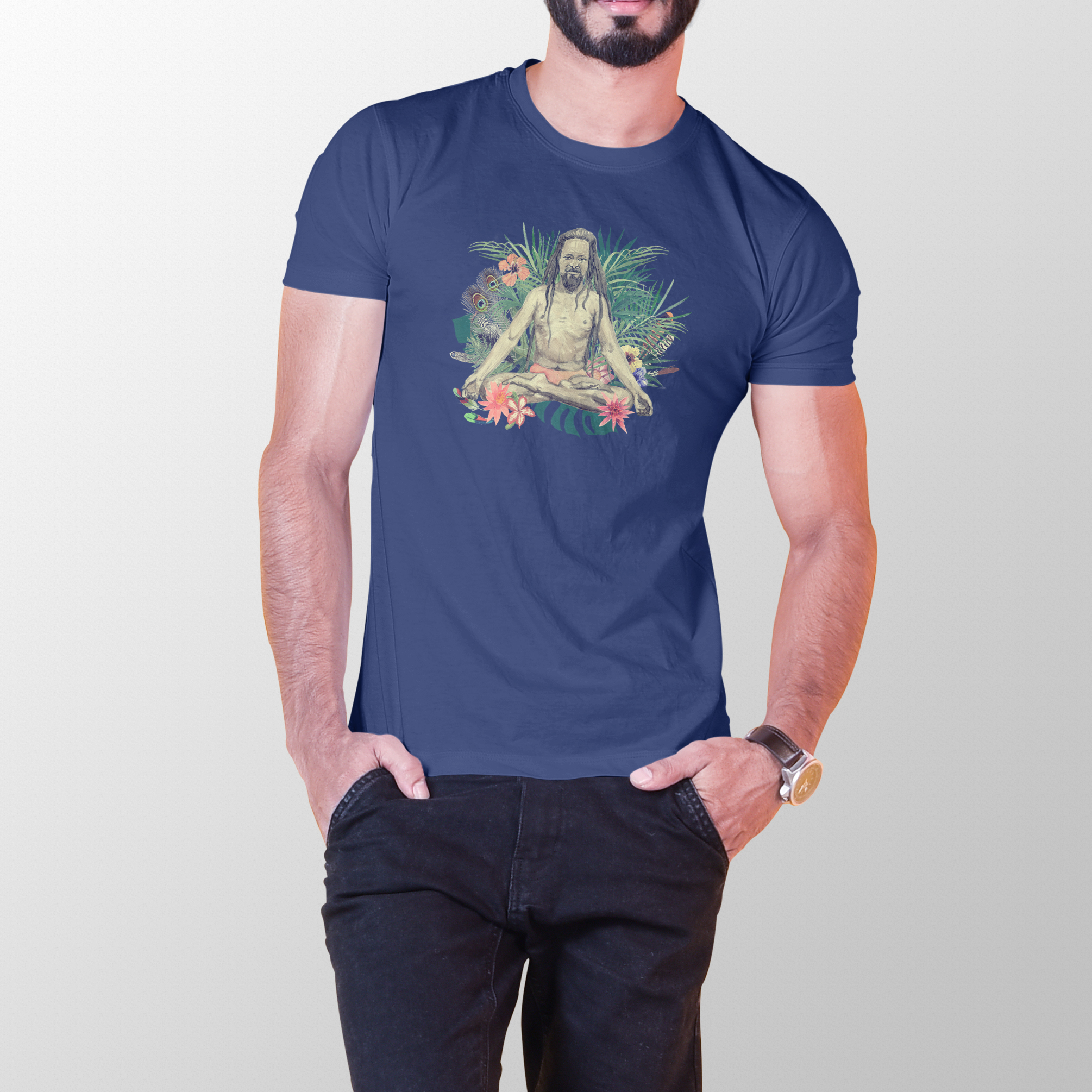 Baba T Shirts for men