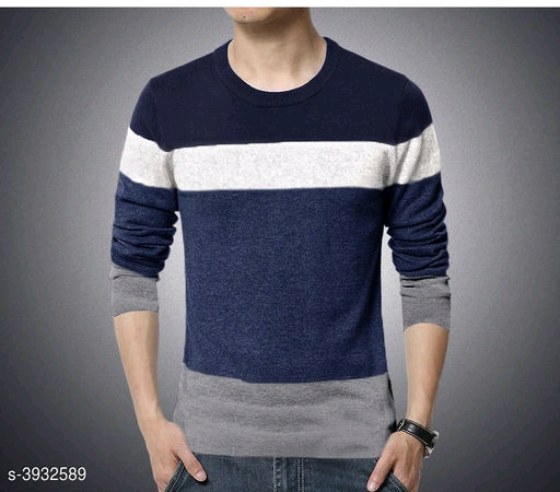 Casual t shirt round neck