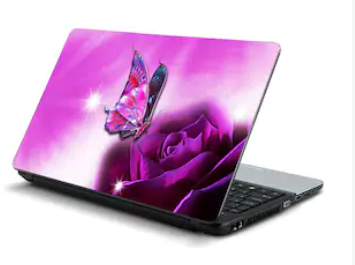 Laptop Back Cover (15.6 Inches)